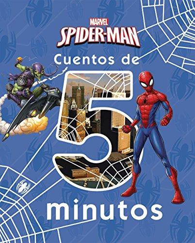61J7JzmFygL - Spider-Man. Cuentos de 5 minutos