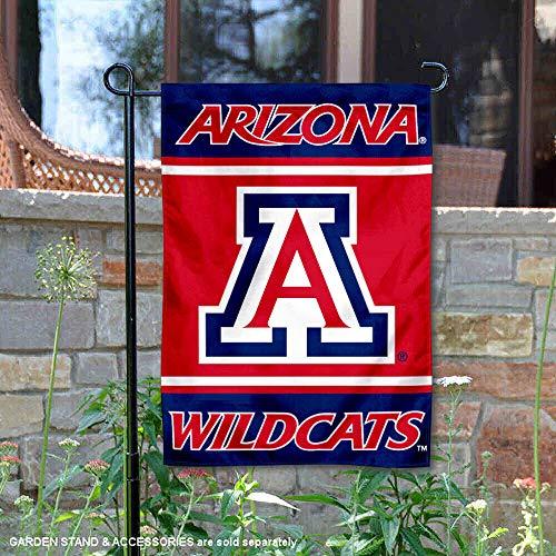 Arizona Garten (College Flaggen und Banner CO. Arizona Wildcats Garten Flagge)