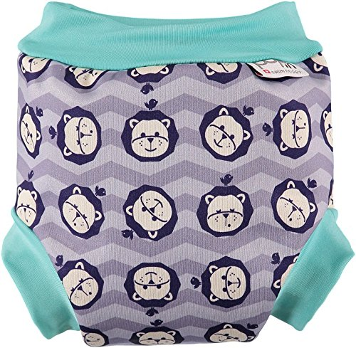 Close Pop-in Schwimmwindeln Lion - Medium (ab dem 4. Monat, ab 6 Kg) - Design 2014