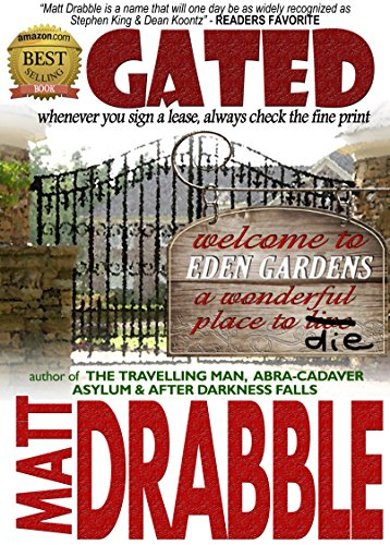 free kindle book Gated