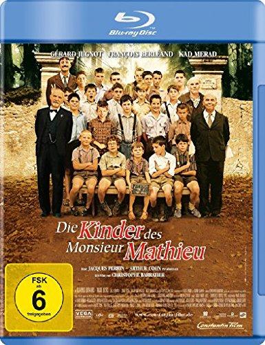 Bild von Die Kinder des Monsieur Mathieu [Blu-ray]