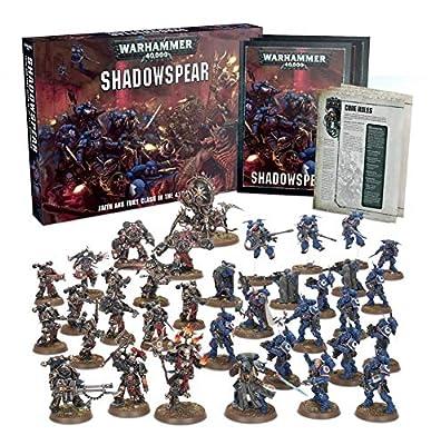 Games Workshop Warhammer 40k - Shadowspear - English