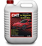 CNT High Foam Car Shampoo Car Washing Liquid STRAWBERRY Scented (5 L)