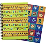 Axta Set of 2 RULED Notebooks (A5 size)