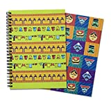 #1: Axta Set of 2 RULED Notebooks (A5 size)