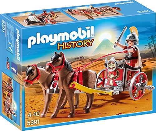 Preisvergleich Produktbild Playmobil 5391 - Römer-Streitwagen