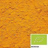 500g de curcuma biologique moulu, curcuma issu de culture biologique contrôlée sans aucun additif