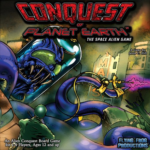Flying Frog Productions 401 - Conquest of Planet Earth