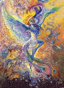 Josephine Wall puzzle Bluebird (1000 pièces)
