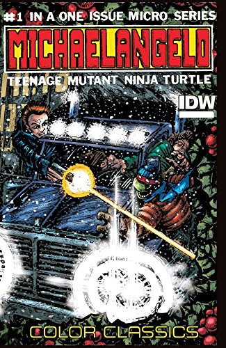 Teenage Mutant Ninja Turtles - Color Classics: Micro Series ...