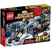 LEGO Super Heroes 76030 - Avengers Hydra Showdown