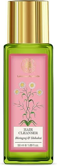 Forest Essentials Hair Cleanser Bhringraj and Shikakai, 50ml