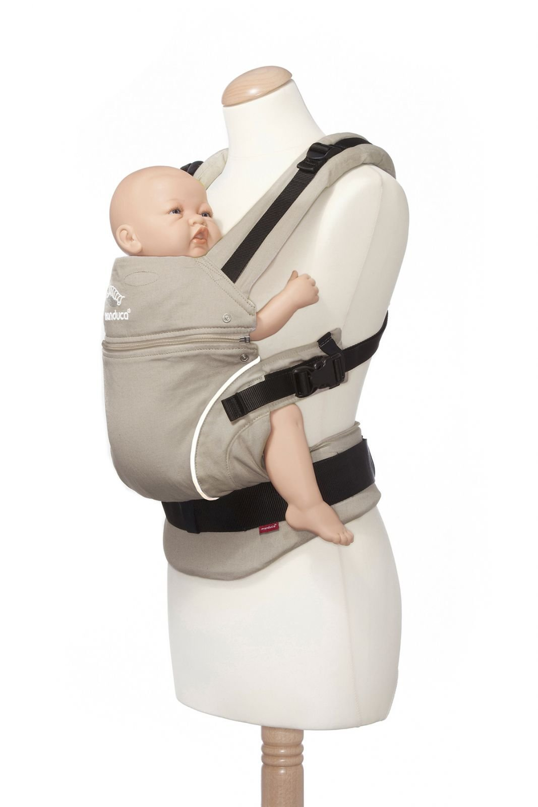 Manduca Baby Carrier Pure Cotton (Desert Sand) Manduca Discontinued model Is no longer produced (since 2017) 6