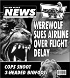 Weekly World News 2011 Issue 1 (English Edition)