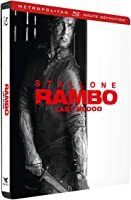 Rambo : Last Blood boîtier SteelBook]