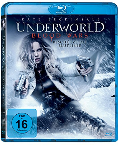 Underworld - Blood Wars [Blu-ray]