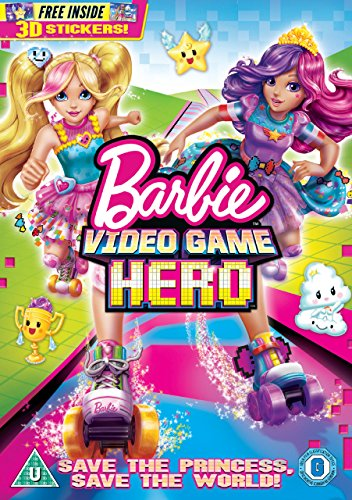 barbie-video-game-hero-includes-free-3d-stickers-dvd-2017