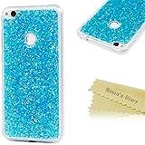 TPU Silicona Funda Para Huawei P8Lite 2017Teléfono Móvil Mavis 's Diary Cuenco con diseño Protective Case Cover Trasera con Diseño más colores Revestimientos Skin