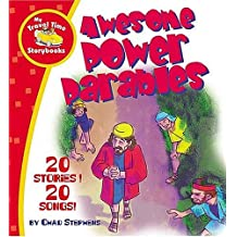 Awesome Power Parables: My Travel Time Storybooks