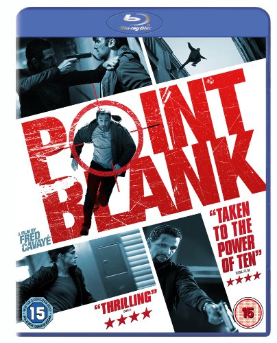 Point Blank [Blu-ray] [UK Import]