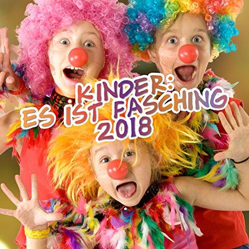 Kinder: Es ist Fasching 2018