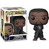 Funko Pop! Marvel: Black Panther - T'Challa #351 Bobble-Head Vinyl Figure