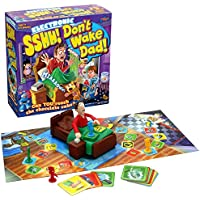 Don't Wake Dad - Action and Reflex Children's Board Game