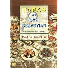 Tapas of San Sebastian / Tapas of Saint Sebastian (Cocina / Cooking)