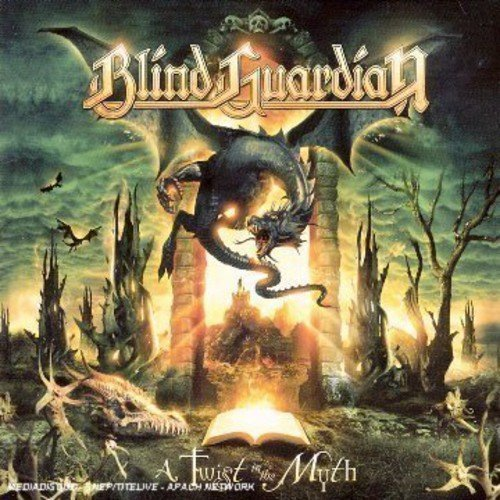 A Twist in the Myth by Blind Guardian (2006-08-03)