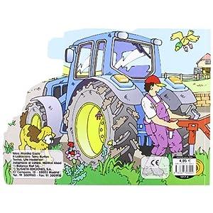 El tractor (Encén el motor)