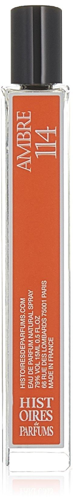 Ambre 114 by Histoires de Parfums Eau De Parfum 0.5 oz Spray by Histoires de Parfums