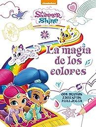 La magia de los colores par Nickelodeon