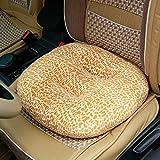 QGQG Seggiolino Auto Mat Raising Altezza, Aumento Boost Portatile Mat Ideale per Home Auto Office Utilizzato Tutto L'Anno