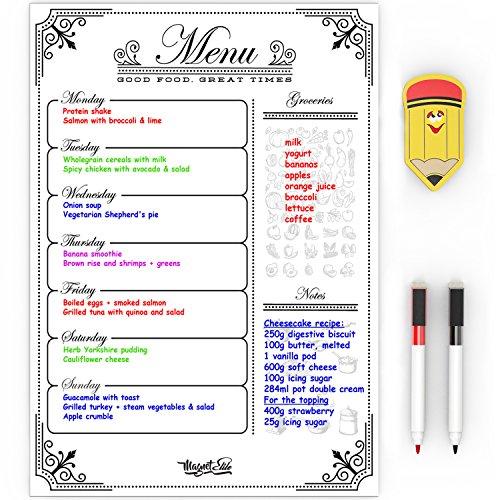 Organizador semanal controla tus citas pendientes 24 7 for Dieta familiar y planificacion de menus diarios y semanales