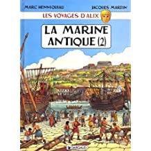 Alix : La Marine antique, tome 2