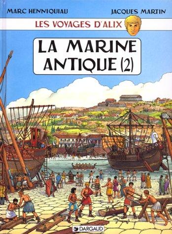 Alix : La Marine antique, tome 2