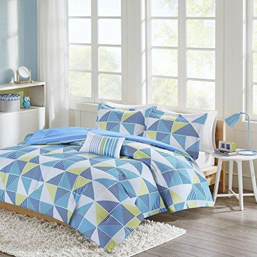 Charlie Tröster Set, Polyester, blau, Volle Größe