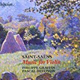 Saint-Saëns: Music for Violin