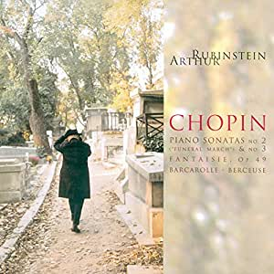 Rubinstein Collection Vol. 46 (Chopin: Klaviersonaten 2 + 3)