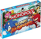 Sonic The Hedgehog Monopoly Board Game