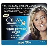 Die besten Olay Anti-Aging-Lotions - Olaz Anti-Aging- Nachtcreme Anti-Falten- Aqua Physik (50 Ml) Bewertungen