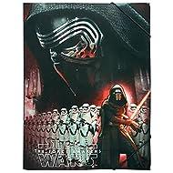 Star Wars Episode VII chemises à élastique A4 (12)