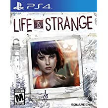 Square Enix Life is Strange Standard Edition, PS4 - Juego (PS4, PlayStation 4, Aventura, DONTNOD ENTERTAINMENT, January 19, 2016, M (Maduro), ENG)