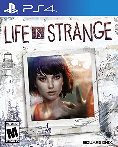 Square Enix Life is Strange Standard Edition, PS4 Basic PlayStation 4 English video game - Video Games (PS4, PlayStation 4, Adventure, M (Mature))