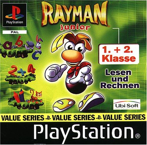 Rayman - Lesen und Rechnen Klasse 1+2 (Teen Lesen)