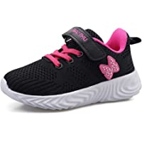 Girls Trainers Boys Running Shoes Breathable Casual Outdoor Sports Shoes for Kids Athletic Sneakers Children Lighweight…