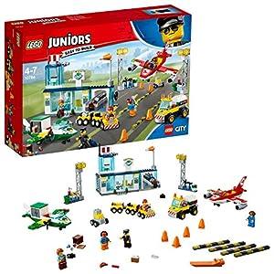 LEGO Aeroporto Di Citta' Costruzioni Piccole Gioco Bambino Bambina Giocattolo 658 LEGO Juniors LEGO
