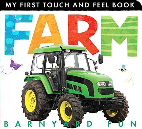 Farm: Barnyard Fun (My First Touch and Feel Book) por Jonathan Litton