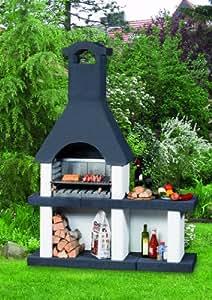 grillkamin gartengrill gartengrillkamin westerland garten. Black Bedroom Furniture Sets. Home Design Ideas