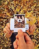 Polaroid Digitale Instant Snap Kamera (Schwarz) mit ZINK Zero Ink Technologie - 4